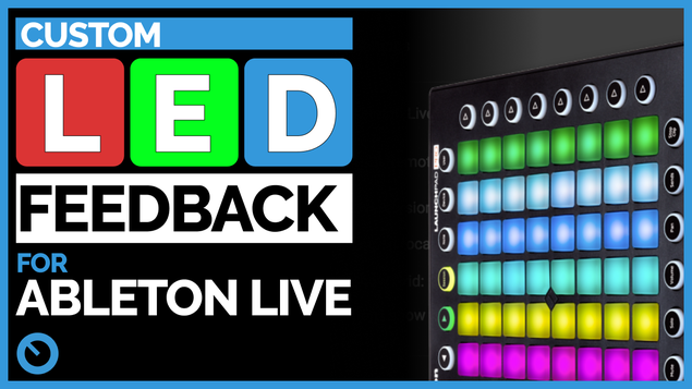 LED feedback  video thumbnail