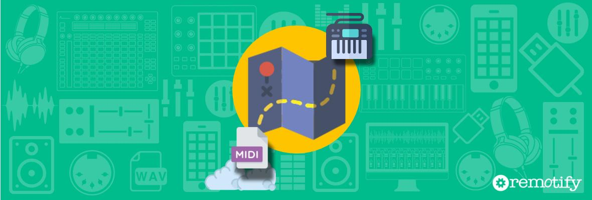 Banner image for Midi Mapping in Ableton Live 9 tutorial