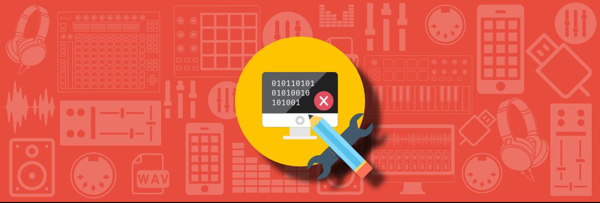How to fix a broken midi remote script