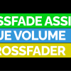 crossfade assign, cue volume, crossfader